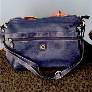 Giani Bernini hobo purse genuine leather